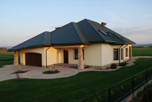 Pločevinasta streha je pametna odločitev